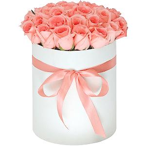 """Цветы на 14 февраля - Композиция """"Восторг"""""""