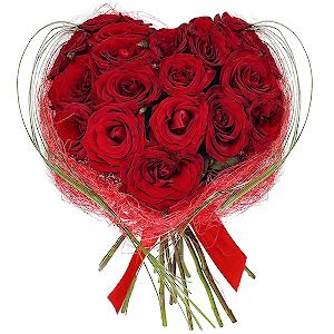 """Цветы на 14 февраля - Букет """"Любимой!"""""""